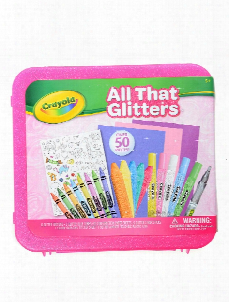 All That Glitters Art Case Each