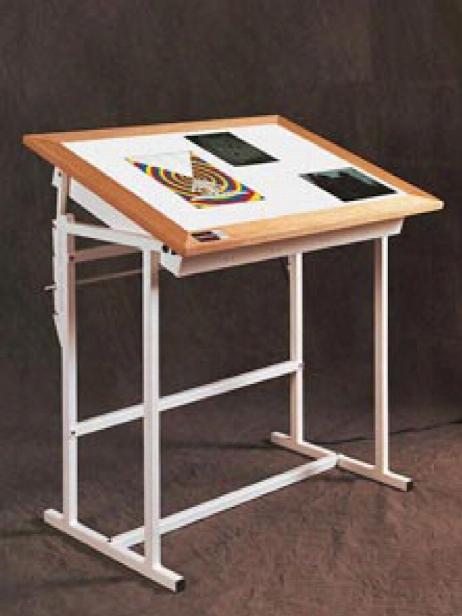 Alva-trace Light Table 30 In. X 42 In. X 37 In.