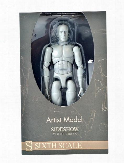 Art S. Buck Artist's Model Female