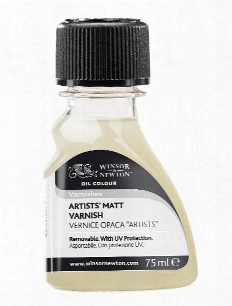 Artists' Original Oil Matt Varnish 75 Ml