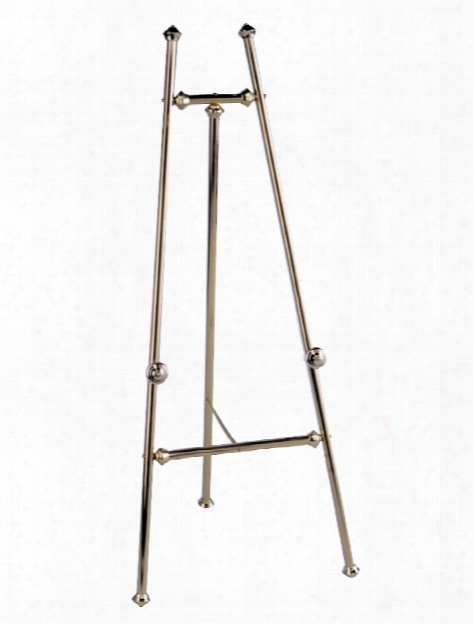 Baroque Display Easels Baroque Easel Brass