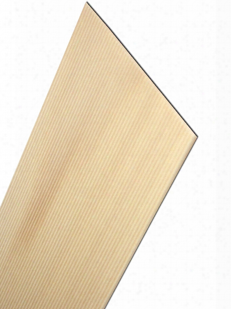 Basswood Corrugated Siding 1 16 In.