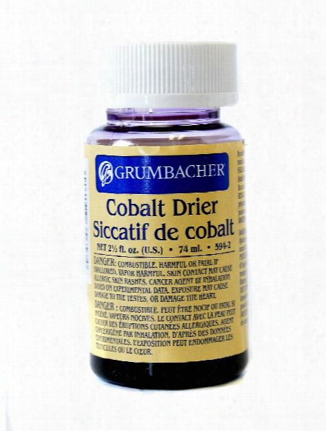 Cobalt Drier Each