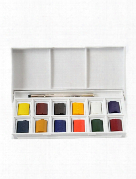 Cotman Water Colour Sketchers' Pocket Box Set Of 12