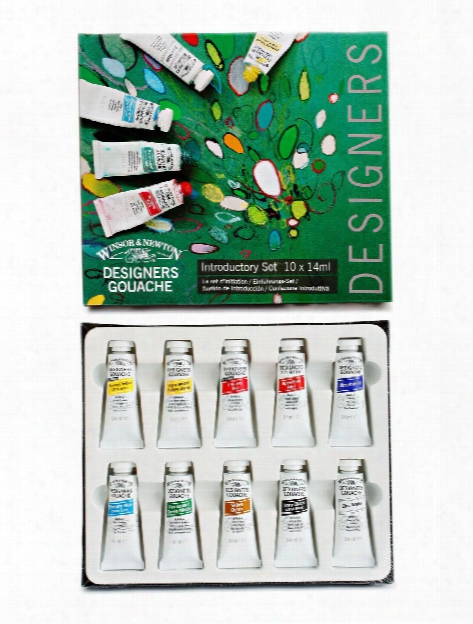 Designers' Gouache Introductory Set Each