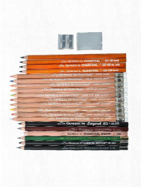 Drawing Pencil Kit #20 Each