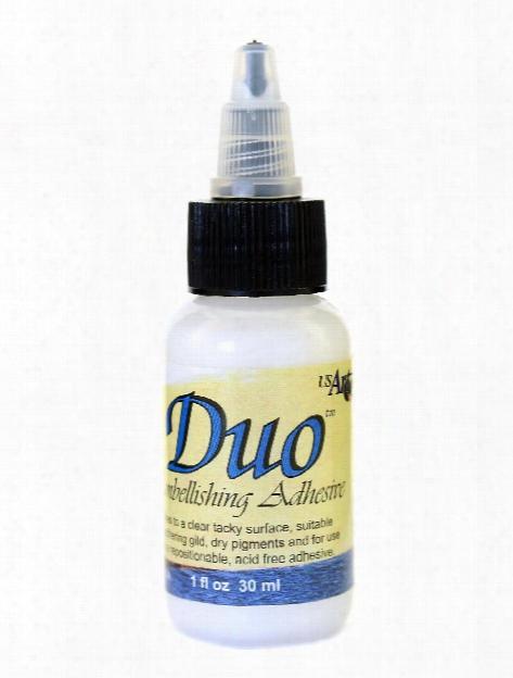 Duo Embellishing Adhesive 1 Oz.