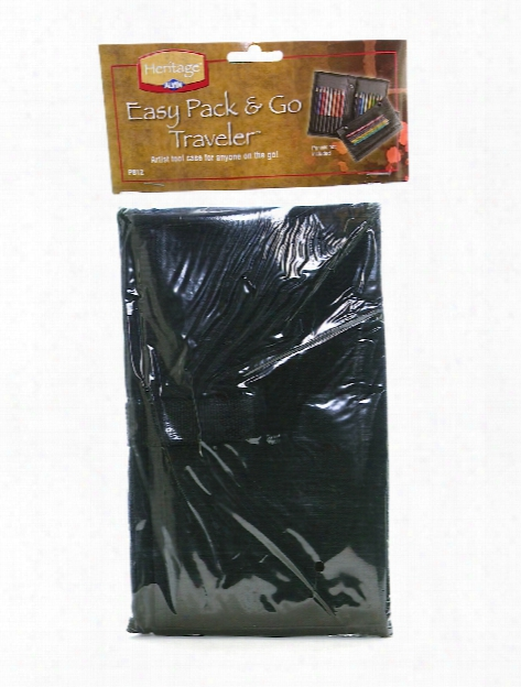 Easy Pack & Go Traveler Holds 16 Pencils
