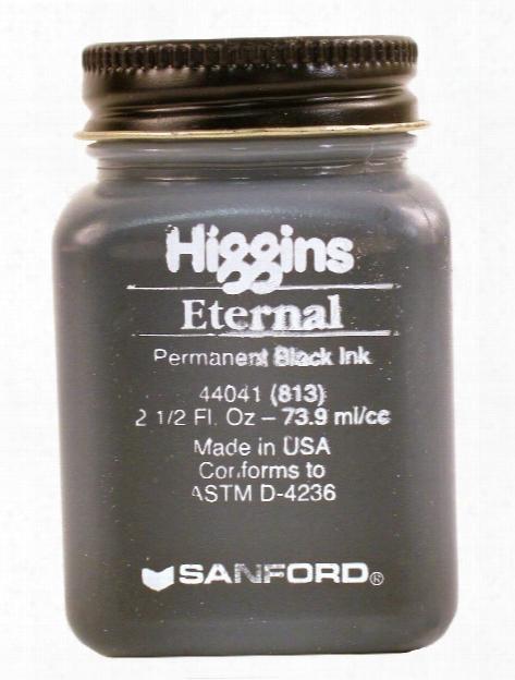 Eternal Black Writing Ink 2 1 2 Oz.