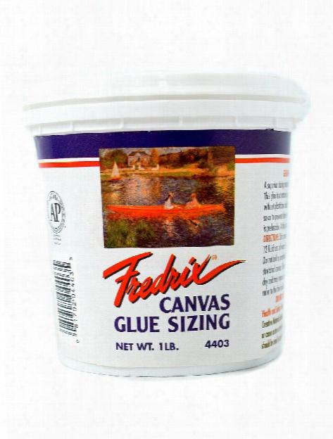 Glue Sizing 1 Lb. Tub