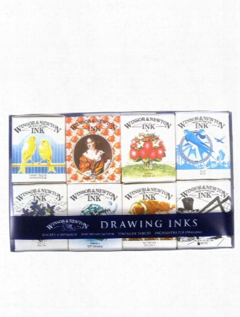 Henry Collection Drawing Ink Pack Each