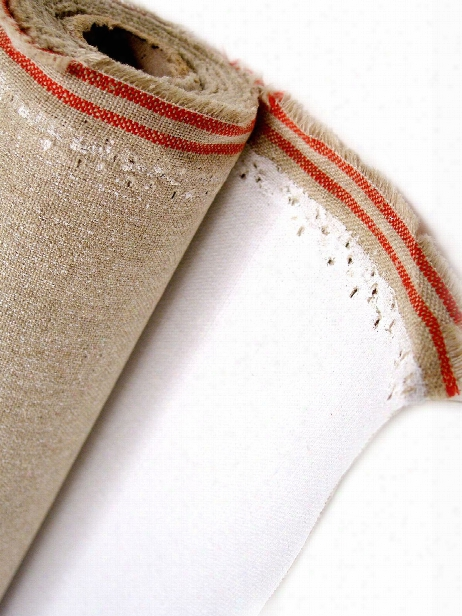 Kent Primed Linen Canvas 54 In. X 6 Yd. Roll
