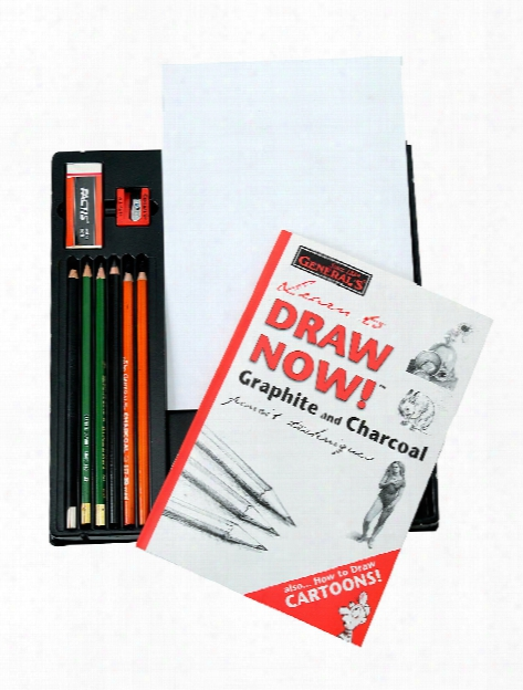Learn To Draw Now Drawing Kit