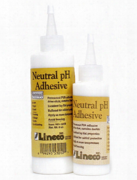 Neutral Ph Adhesive 4 Oz.
