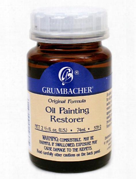 Oil Painting Restorer Each