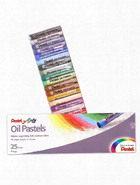 Oil Pastel Set Of 25