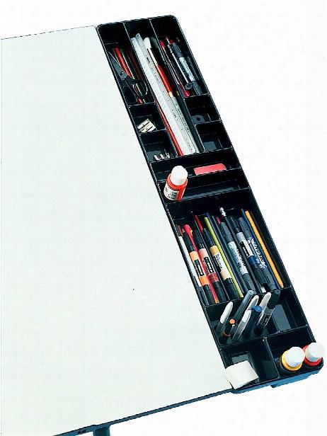 Optima Art Trays Black