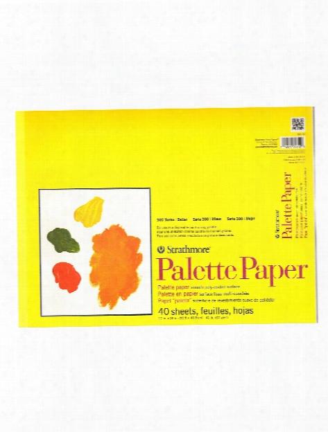 Paper Palette Pad 12 In. X 16 In.