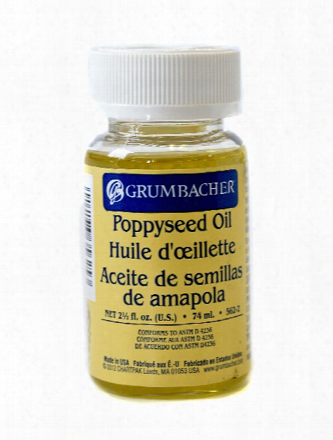 Poppyseed Oil Each