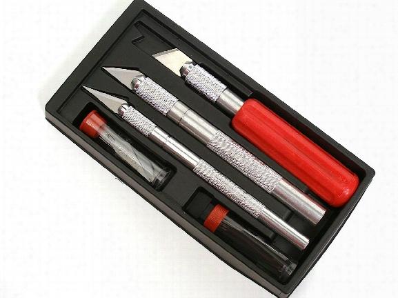 Precision Hobby Knife Set Knife Set