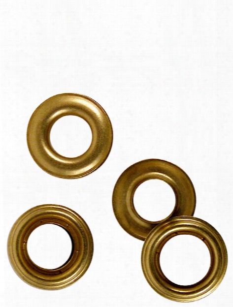 Self Piercing Brass Grommets Pack Of 4