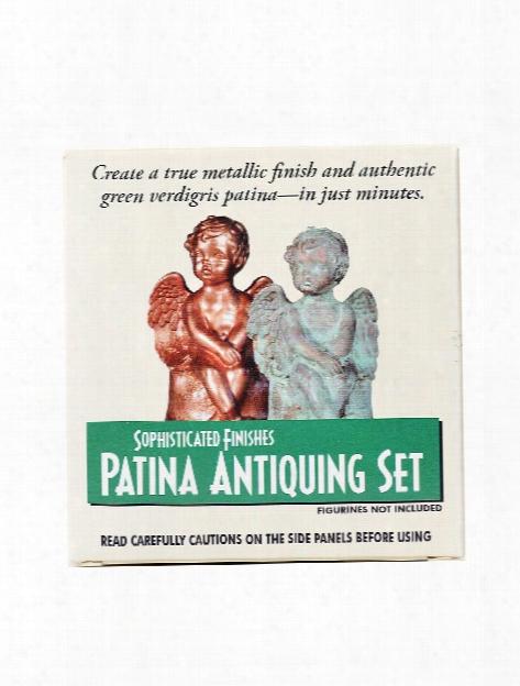 Sophisticated Finishes Patina Green Starter Set Starter (small) Kit