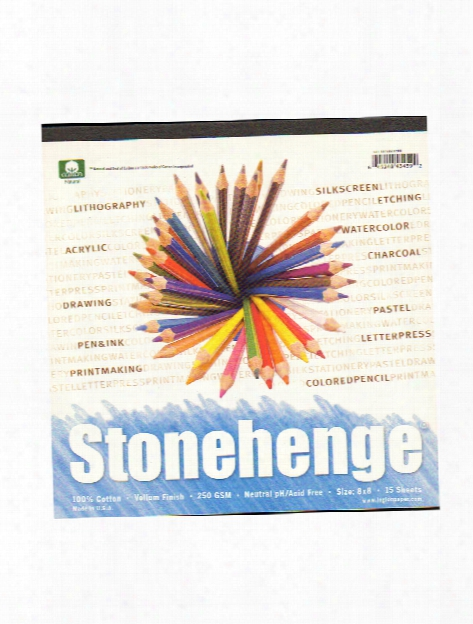 Stonehenge Drawing Pads 18 In. X 24 In. 12 Sheets