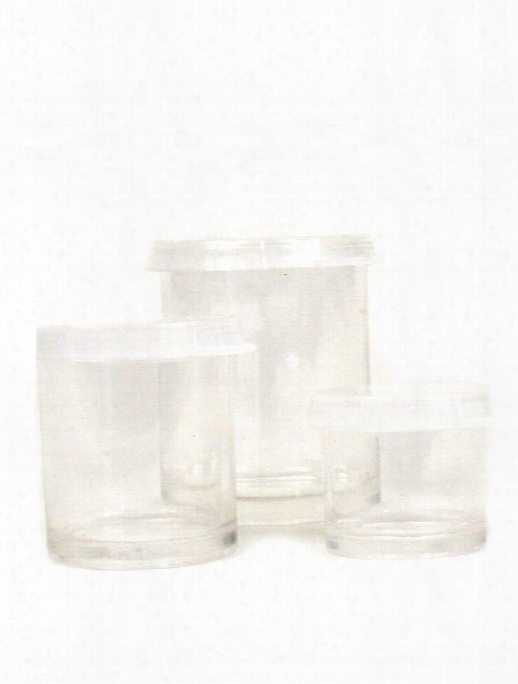 Storage Cups 1 1 2 In. Pack Of 8