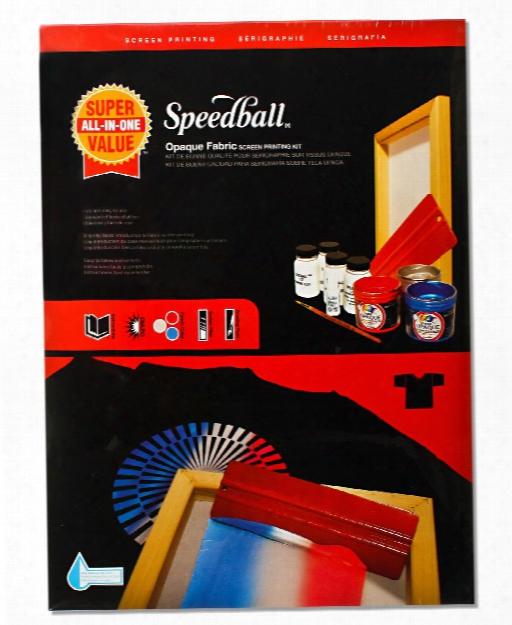 Super Value Opaque Screen Printing Kit Each