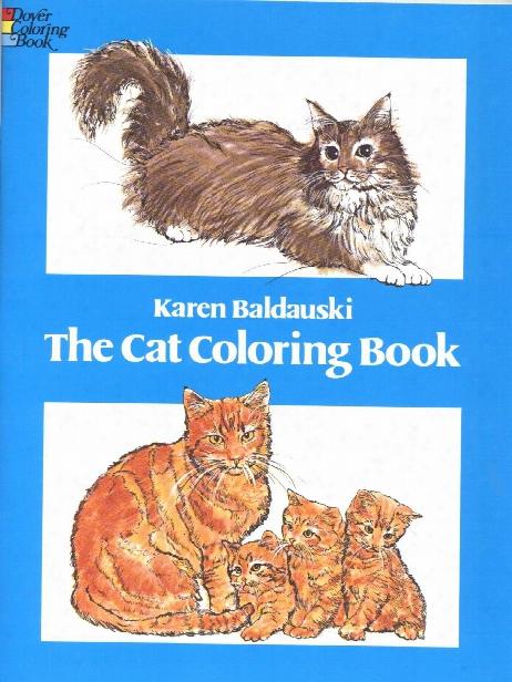 The Cat Coloring Book The Cat Coloring Book