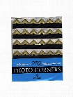 Self-Adhesive Photo Corners black