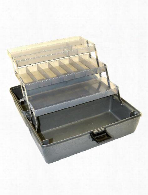 Upscale 3-tray Box Tray Box