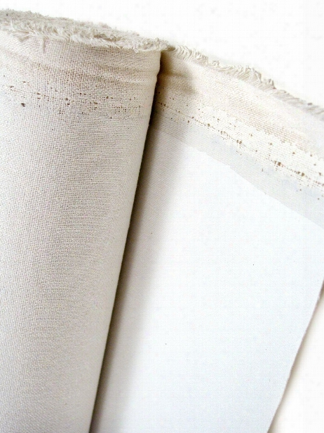 Washington Square Style 500 Polyflax Canvas 59 In. X 6 Yd. Roll