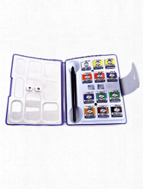 Water Colour Pocket Box Set Of 18