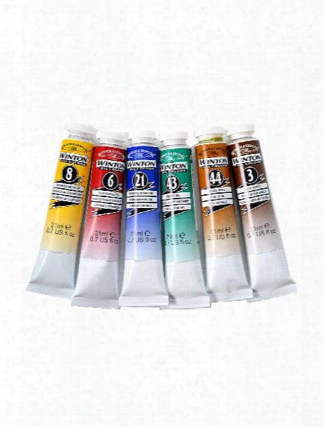 Winton Oil Colour Intro Set Each