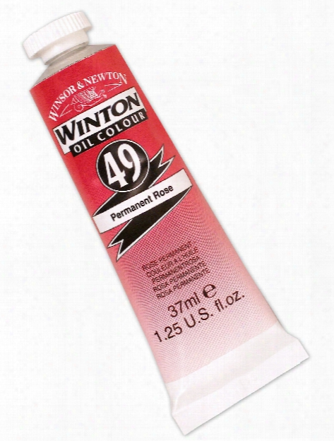 Winton Oil Colours 37 Ml Lemon Yellow Hue 26