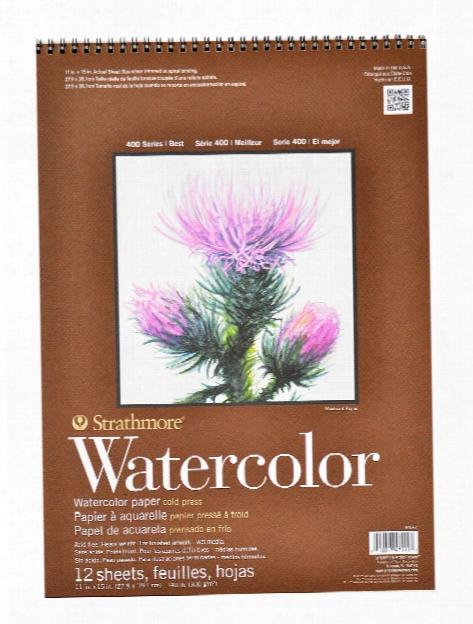 400 Series Watercolor Pad 15 In. X 20 In. Block Of 15