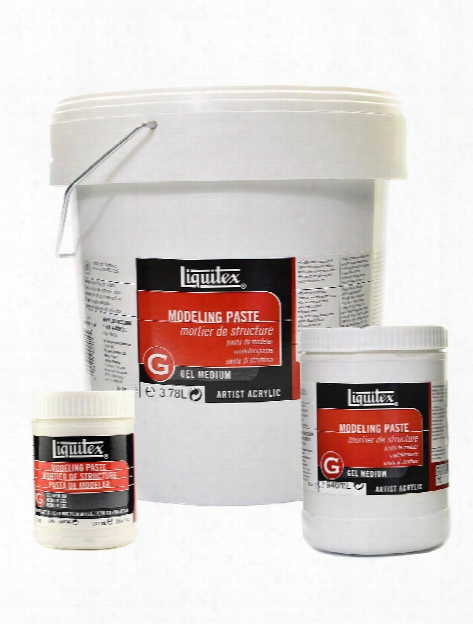 Acrylic Modeling Paste Gallon