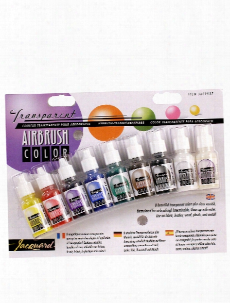 Airbrush Color Sets Opaque