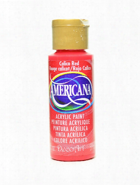 Americana Acrylic Paints Milk Chocolate 2 Oz.