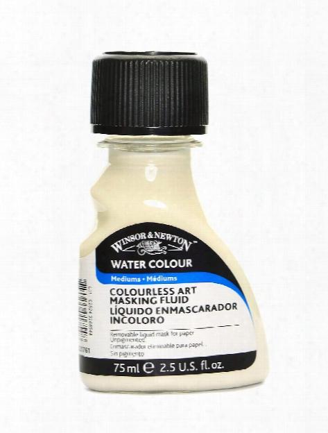 Art Masking Fluid Colorless 75 Ml
