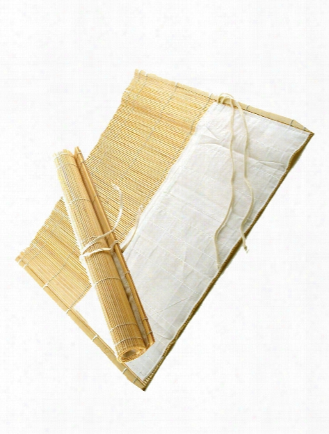 Bamboo Brush Mat Bamboo Brush Holder