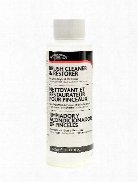 Brush Cleaner & Restorer 120 Ml