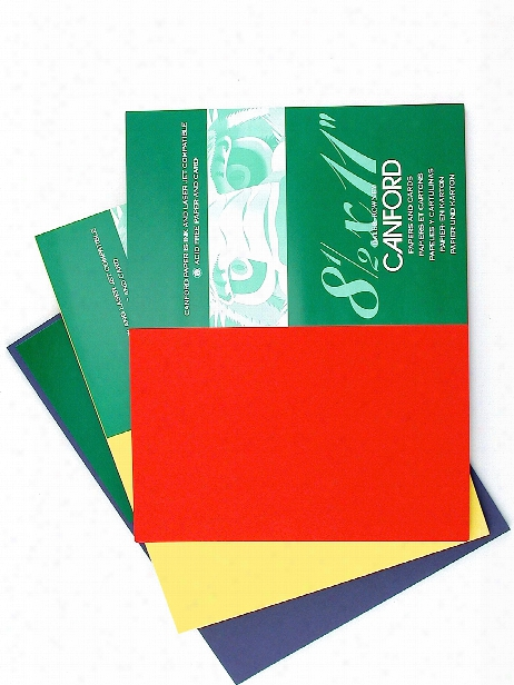 Canford Cut Paper & Card Sheets Card Jewel Green 8 1 2 In. X 11 In.