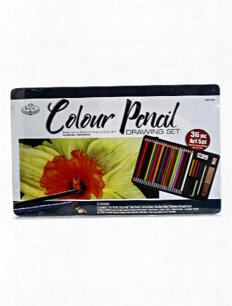 Colored Pencil Drawing Set Each