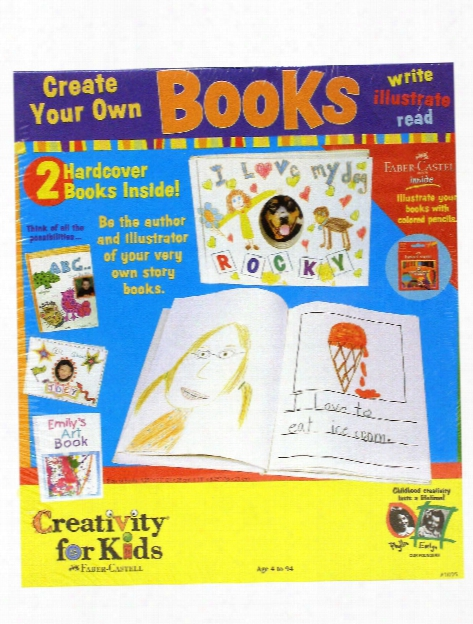 Create Your Own Books Book Kit