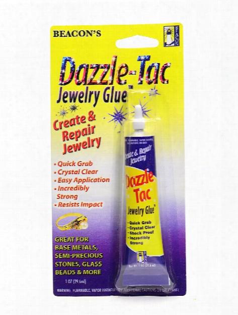 Dazzle-tac Jewelry Glue 1 Oz.
