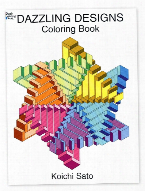 Dazzling Designs Coloring Book Dazzling Designs Coloring Book