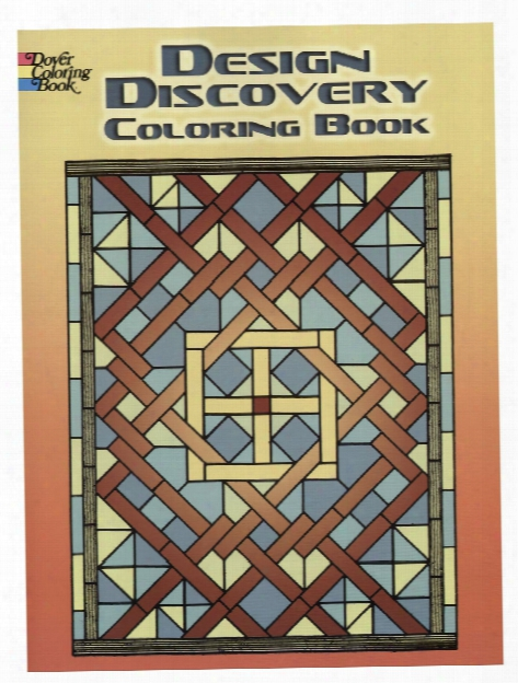 Design Discovery Coloring Book Design Discovery Coloring Book