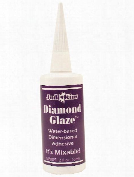 Diamond Glaze 8 Oz. Bottle With Applicator Tip